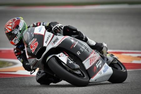 Johann Zarco Moto2 Gp Americas 2015