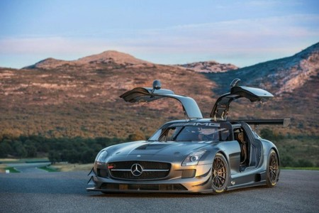 Ya puedes tener un Mercedes SLS AMG GT3 en tu garaje