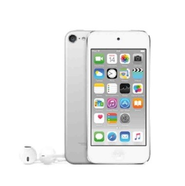 Apple iPod Touch de 16 GB (Plata)