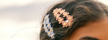 Cinco pinzas y pasadores de pelo para vestir esta primavera la melena con originalidad sin necesidad de mucho