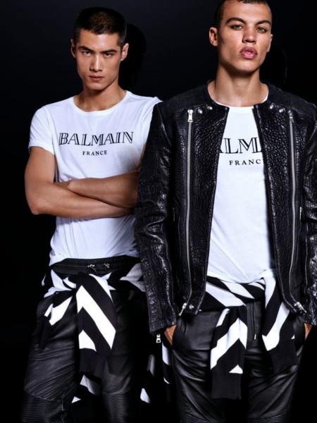 ¿Dónde podrás comprar la colección de Balmain por H&M en México?