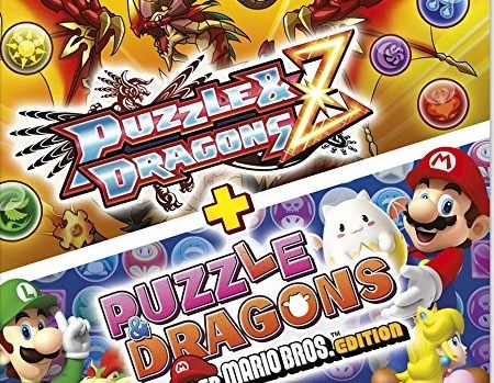 Puzzle & Dragons Z + Puzzle & Dragons - SMB Edition