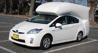 Toyota Prius Camper Van, la caravana híbrida definitiva