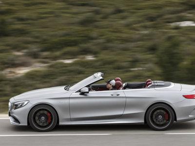 Mercedes Clase S Cabriolet, al volante del descapotable más moderno y confortable del mundo