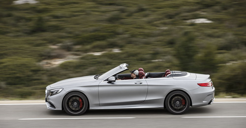Mercedes-Benz Clase S Cabriolet, al volante del descapotable más moderno y confortable del mundo
