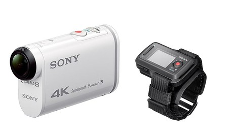 Sony Action Cam FDR-X1000VR, una completa cámara de acción por sólo 329 euros hoy, en Amazon