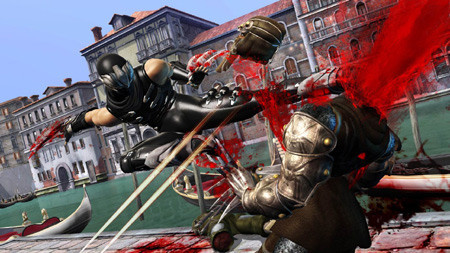 La demo de 'Ninja Gaiden II' llegará a final de semana