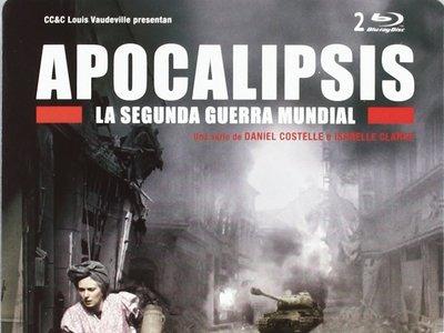 Apocalipsis: La Segunda Guerra Mundial, en Blu-ray, por 11,86 euros