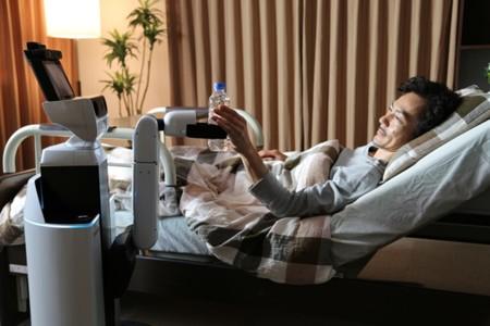 Del airbag de rodilla al robot de rehabilitación, Toyota es innovación