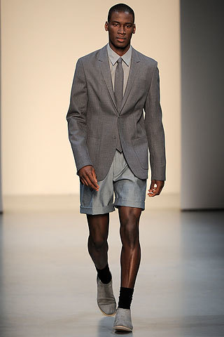 Calvin Klein, Primavera-Verano 2010 en la Semana de la Moda de Nueva York