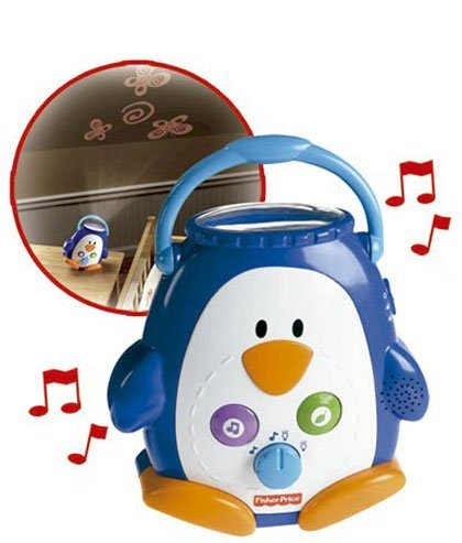 Pingüino Fisher Price