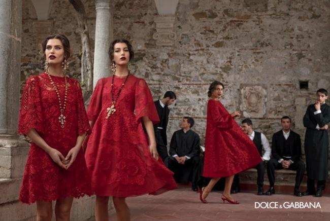 Foto de Campaña Otoño-Invierno 2013/2014 Dolce & Gabbana (6/12)