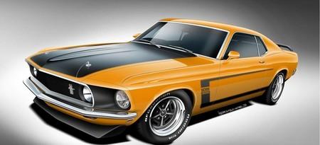 Ford Resucitara 3 De Sus Mustang Mas Emblematicos 3