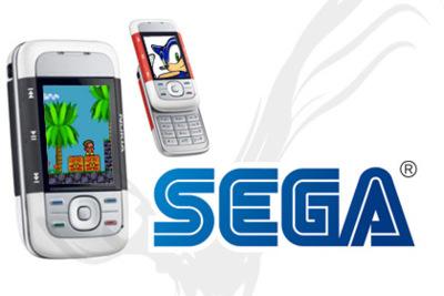 Sega anuncia sus juegos para el móvil