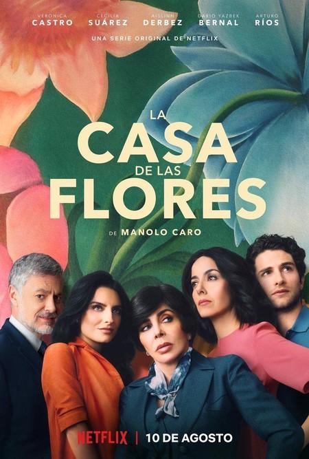 La Casa De Las Flores Tv Series