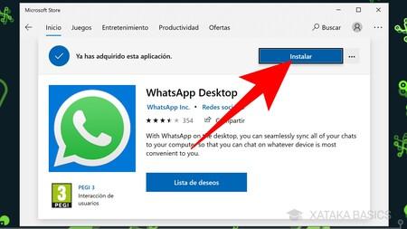 Instala Whatsapp