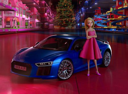 Este anuncio de Audi para Navidad habla de coches, juguetes y diferencias de sexo, y mola