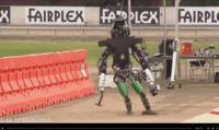 """¿De dónde sale el vídeo de los """"robots borrachos"""" que está rompiendo Facebook?"""