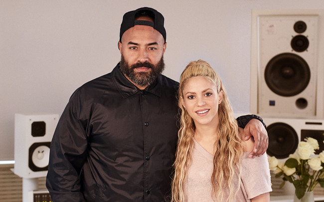 Shakira Beats 1