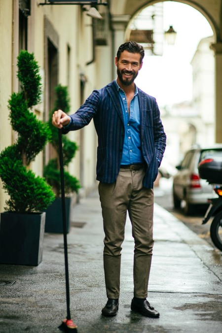 Street Style Masculino 3