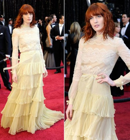 Florence Welch Valentino