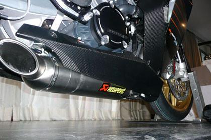 KTM RC8 prueba Guadix
