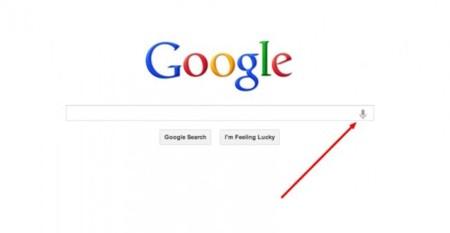 Google activa las búsquedas por voz en la última versión de Chrome