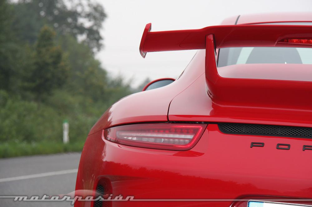 Foto de Porsche 911 GT3 (prueba) (8/19)
