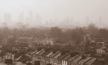 Londres 2015 Niebla