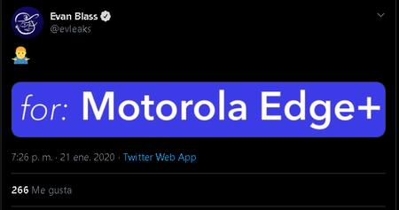 Motorola Edge Plus Filtracion Evan Blass Evleaks