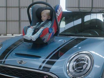 """MINI se convertirá en la próxima """"nana motorizada"""" de tu bebé"""