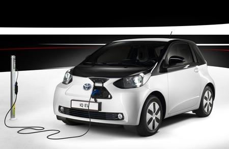 Toyota IQ eléctrico