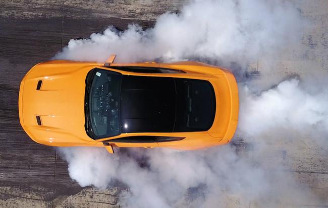 Mustang Linelock