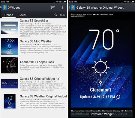 Samsung Galaxy S8: cómo imitar su interfaz en tu Android