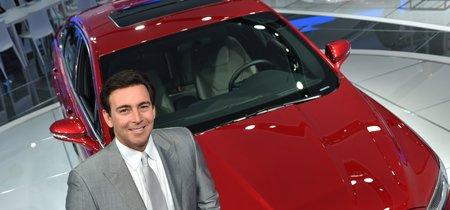 ¡Es oficial! El CEO de Ford, Mark Fields, deja la compañía. Será sustituido por James Hackett