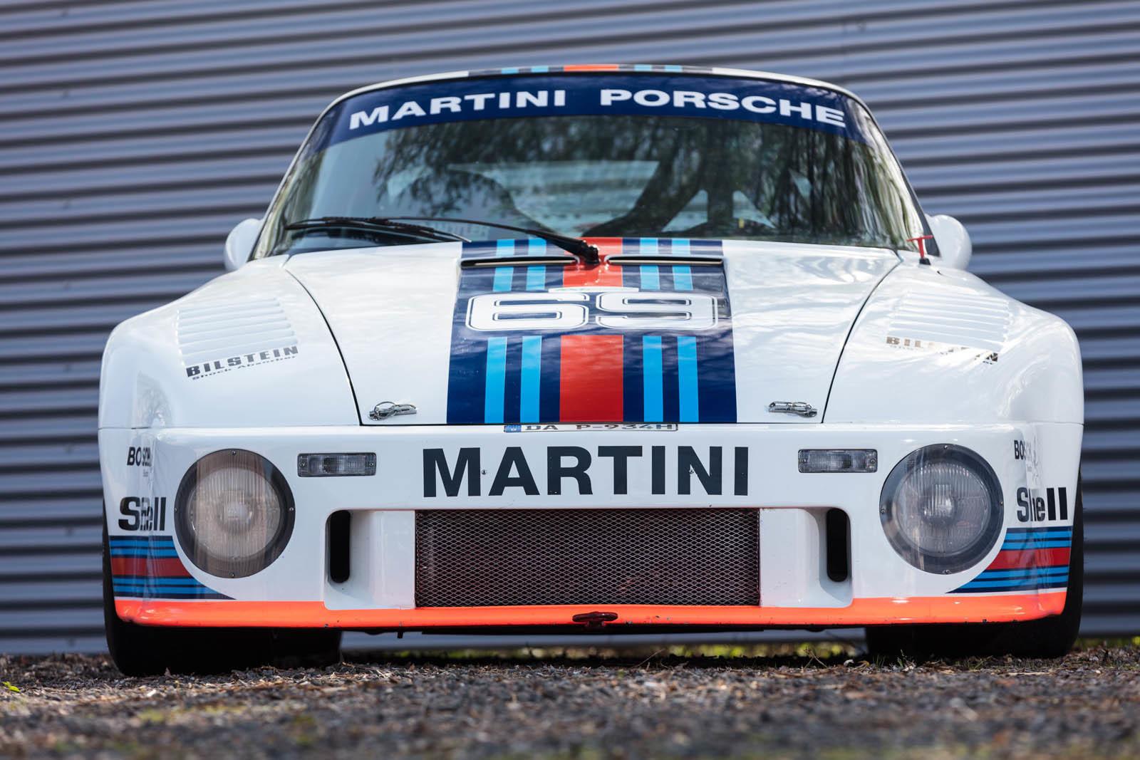 Foto de Porsche 930 clásico a subasta (29/42)