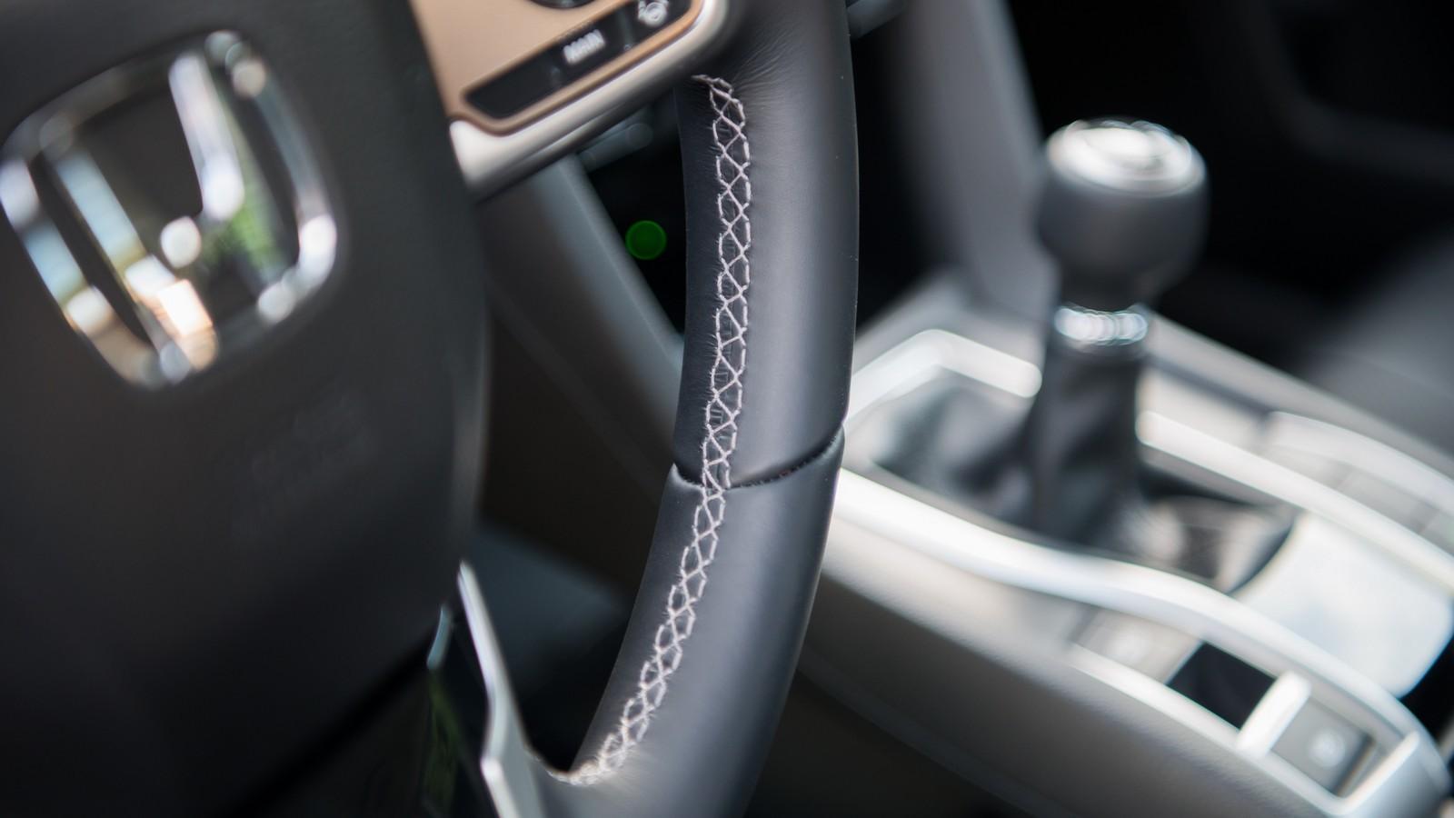 Foto de Honda Civic 4 puertas (10/37)