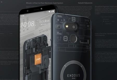 HTC Exodus 1S: el primer teléfono capaz de almacenar un nodo completo de Bitcoin es una gama baja con Android Oreo