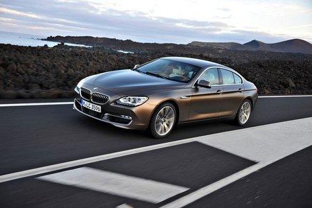 BMW Serie 6 Gran Coupé, desde 79.600 euros