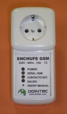 Dointec permite el control de tus aparatos mediante SMS