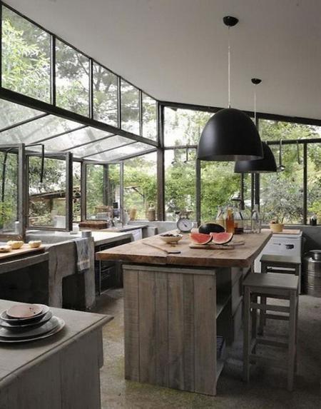 Las diez cocinas m s hermosas jam s vistas con cual de - Cocinas sencillas y bonitas ...