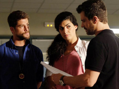 'Mar de plástico' aprieta aún más la competencia por el martes en Antena 3