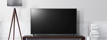 """Pantalla tan inmensa como su rebaja: la Smart TV 4K de 70"""" de LG está rebajada a 649 euros en Amazon, su precio mínimo histórico"""