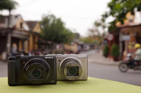 Sony HX50V, zoom 30x con Wi-Fi en tu bolsillo