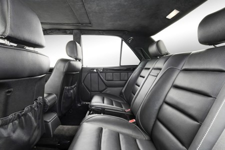 Overdrive Mercedes-Benz E 60 AMG