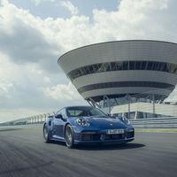 Porsche 911 Turbo 2021, garantiza la misma emoción al volante con menos vitaminas que la versión Turbo S