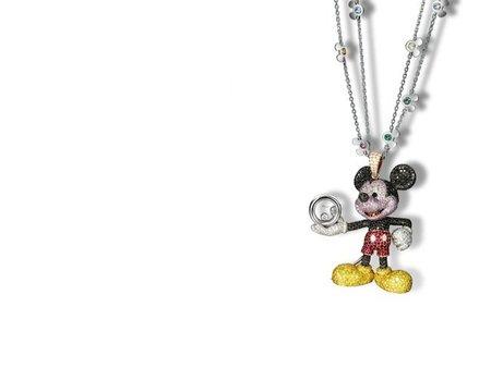 'Happy Mickey', la nueva colección de Chopard