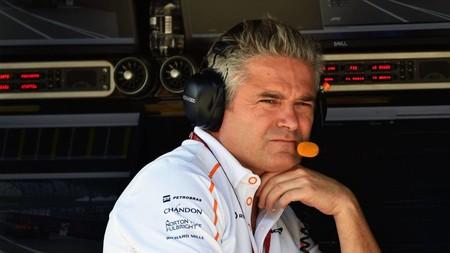 Gil De Ferran Mclaren Indycar