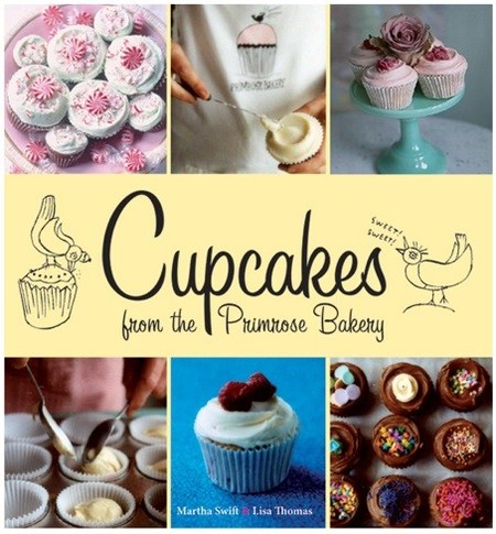 Cupcakes from the Primrose Bakery de Martha Swift y Lisa Thomas