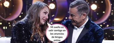 """Jorge Javier Vázquez analiza la metamorfosis de Rocío Flores en televisión: """"Esta Rocío no es la yo conocí en 'GH VIP'"""""""